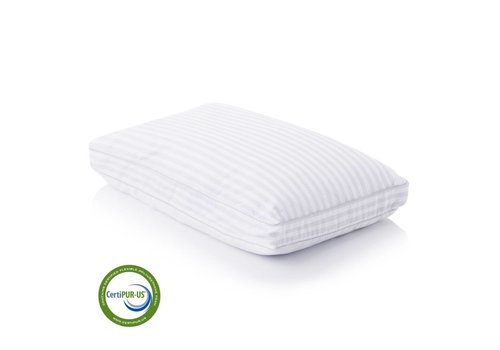 Convolution Gelled Microfiber Pillow - Queen