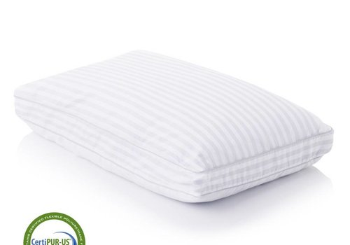 Convolution Gelled Microfiber Pillow - King
