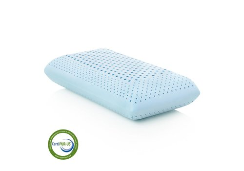 Zoned Gel Dough Pillow Mid Loft - King