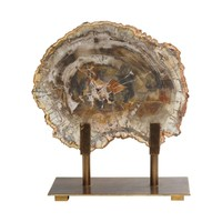Petrified Wood Stand