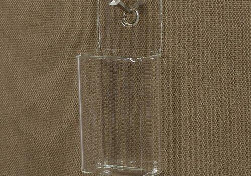 HomArt Glass Wall Pocket