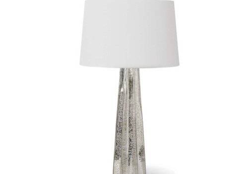 "Glass Star 31"" Table Lamp"