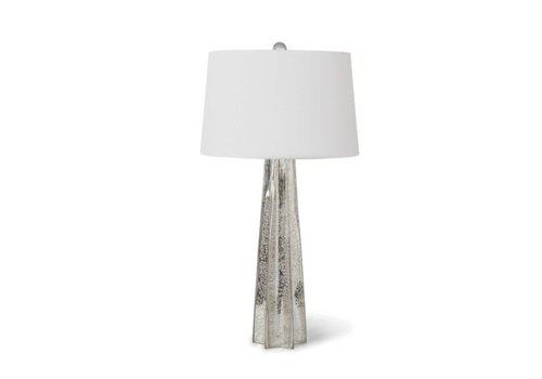"""Glass Star 31"""" Table Lamp"""