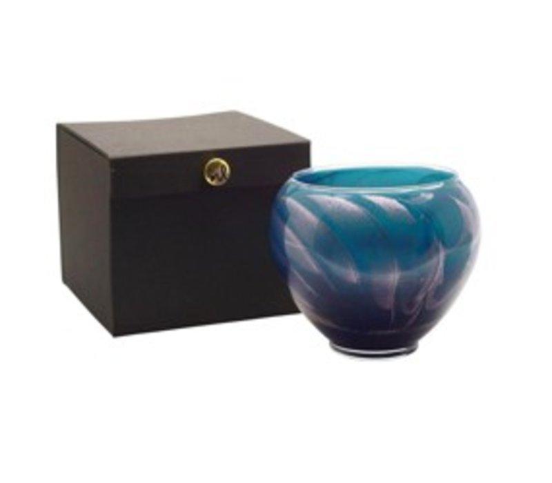 """Esque 6"""" Vase Candle"""