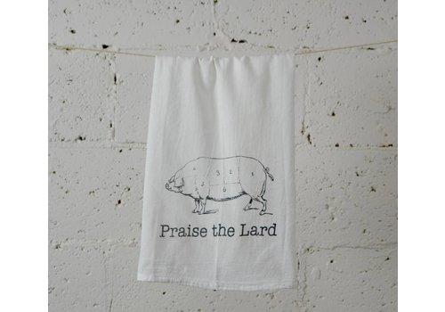 """""""lard"""" - Dish Towel"""
