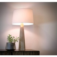 "Beretta 30"" Concrete Table Lamp"