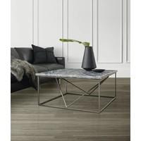 Karmin Stone & Metal Cocktail Table