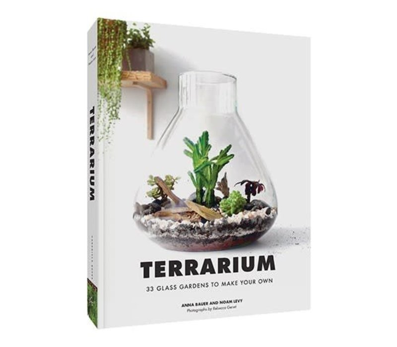 Terrarium - 33 Glass Gardens to Make Your Own
