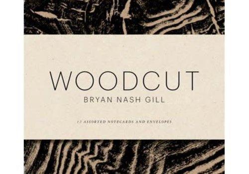 Woodcut Notecards