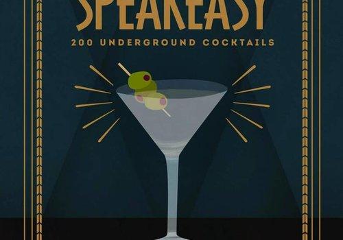 Speakeasy Hardcover