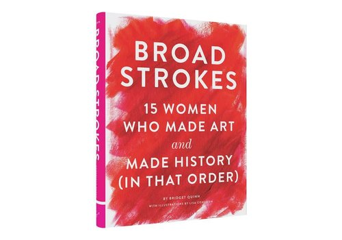 Broad Strokes Hardcover