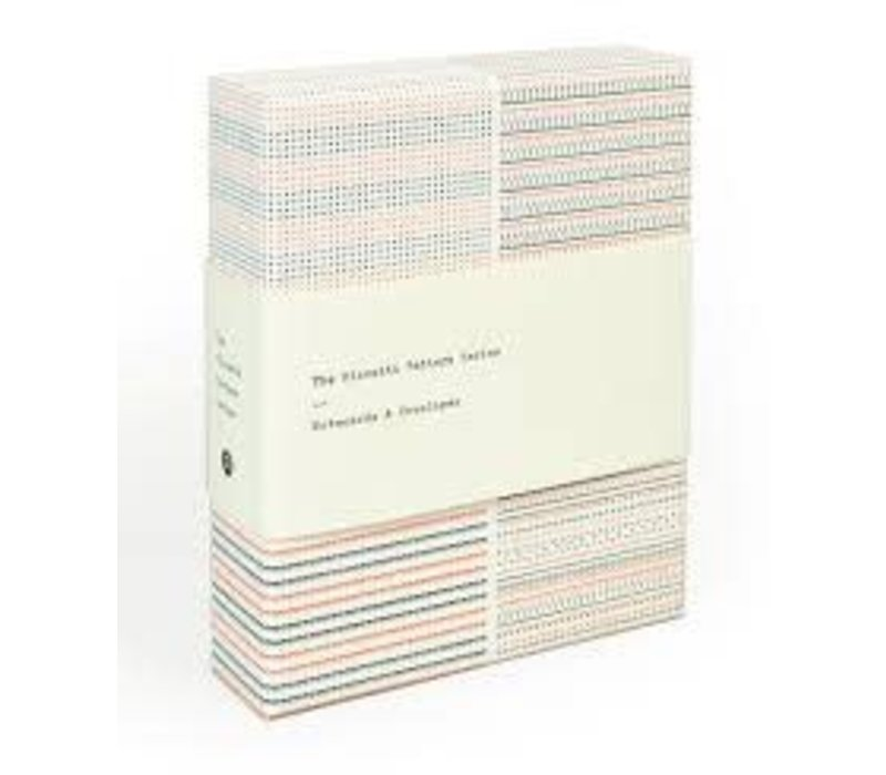 The Olivetti Pattern Series Notecards