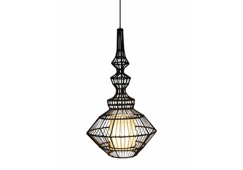 Jeffan International Silhouette Pendant - One
