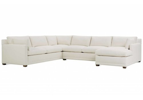 Robin Bruce Sylvie Large Chaise Sectional