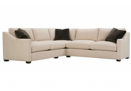 ROWE Bradford Two Piece Sectional