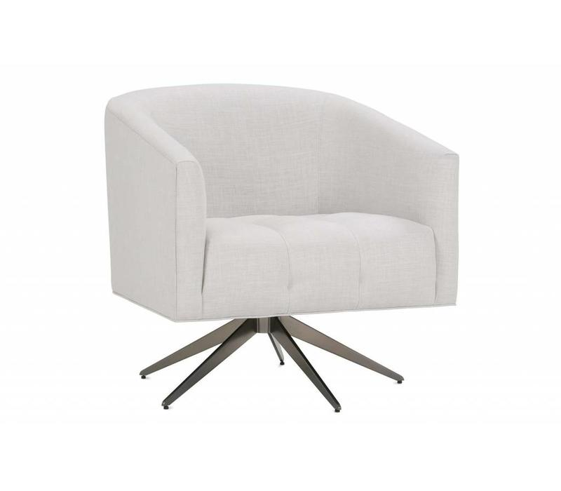 Pate Swivel Accent Chair-Floor Model