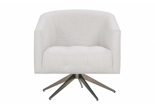 ROWE Pate Swivel Accent Chair