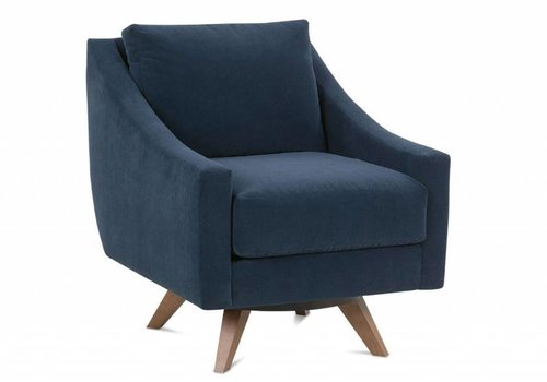 ROWE Nash Swivel Chair - *Floor Model