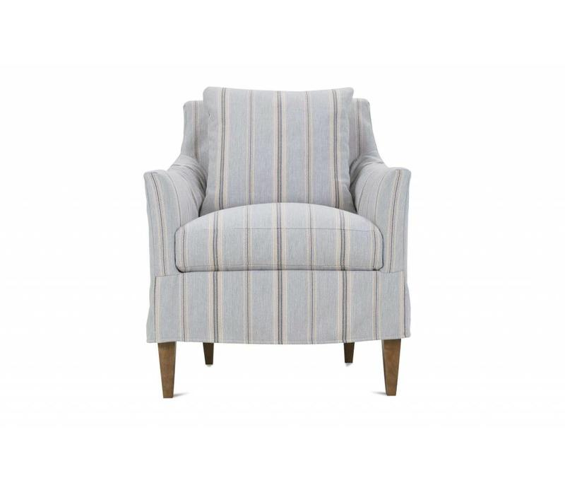Ingrid Slipcover Chair-Floor Model
