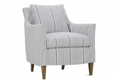Robin Bruce Ingrid Slipcover Chair-Floor Model