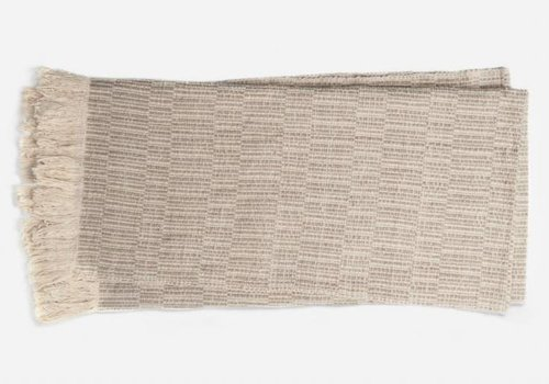 Ellen DeGeneres Serra Linen & Cotton Throw