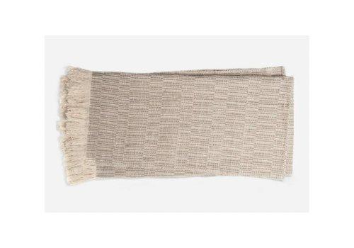 Ellen DeGeneres Serra Linen & Cotton Throw