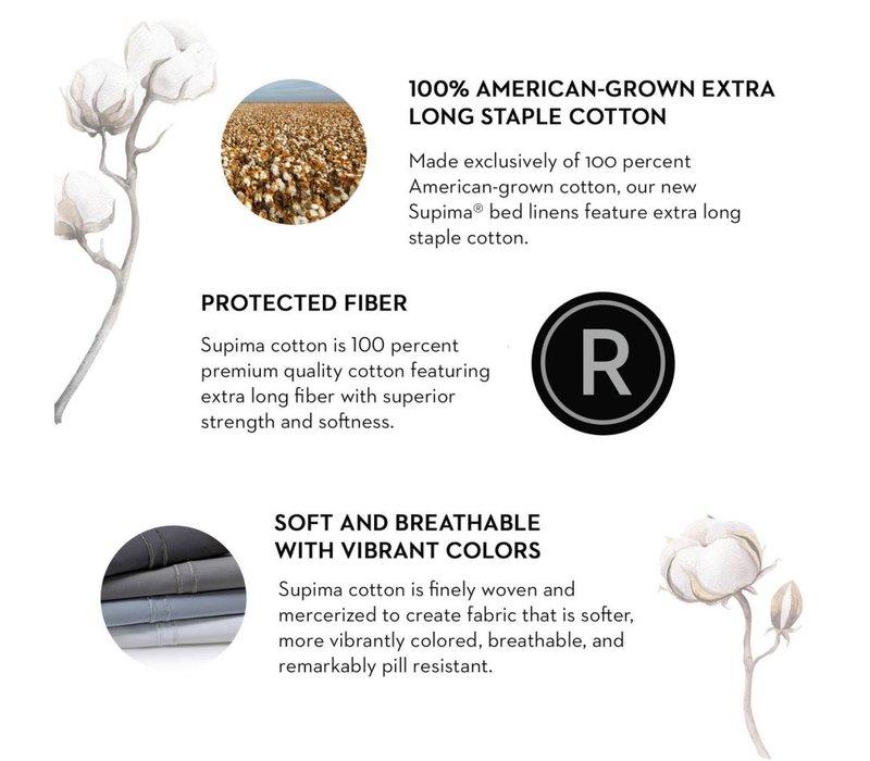 Woven Supima Cotton Sheet Set