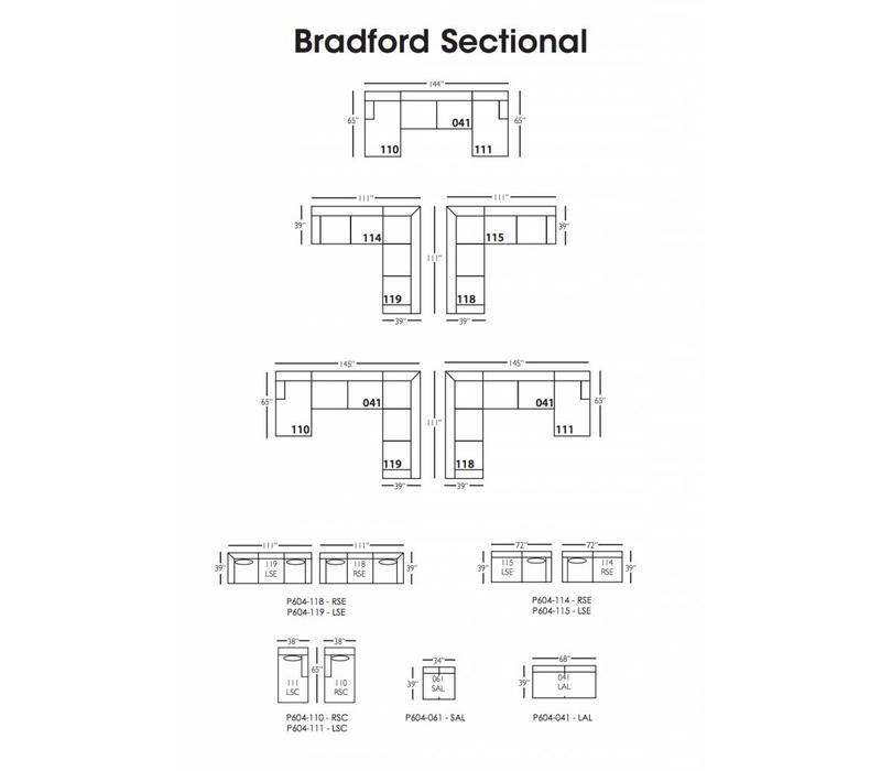 BRADFORD SECTIONAL