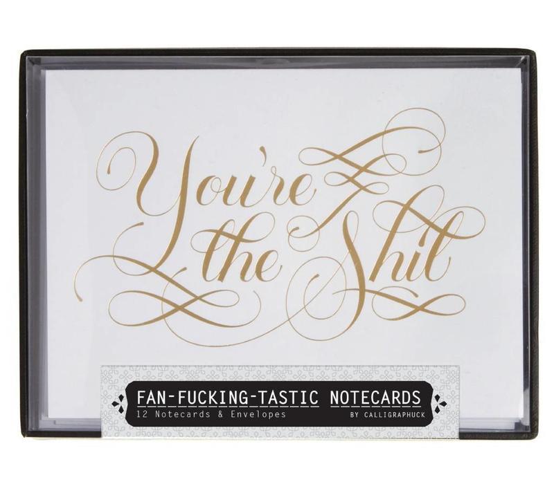 Fan-tastic Notecards