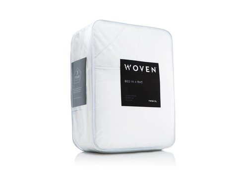 MALOUF Woven Bed in a Bag