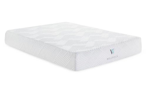 "WELLSVILLE Wellsville 11"" Air Foam Gel Foam Mattress"