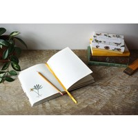 Hand-dipped Marble Leather Journal