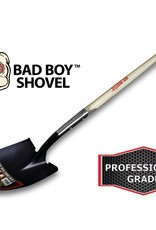 Red Rooster Red Rooster Bad Boy Contractor Grade Round Point Shovel