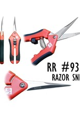 Red Rooster Red Rooster Razor Snip Pruning Scissors CURVED Blade