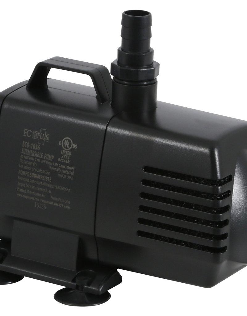 Eco Plus EcoPlus Eco 1056 Fixed Flow Submersible/Inline Pump 1083 GPH