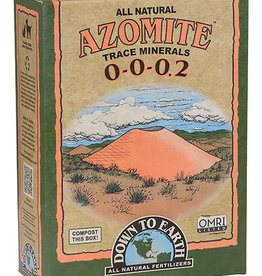 Down To Earth Down To Earth Azomite (Powder) 5 lb Box