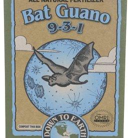 Down To Earth Down To Earth 9-3-1 Bat Guano - 2 lb Box