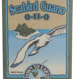 Down To Earth Down To Earth 0-11-0 Seabird Guano 5 lb Box