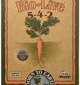 Down To Earth Down To Earth Bio-Live + Beneficials - 5 lb