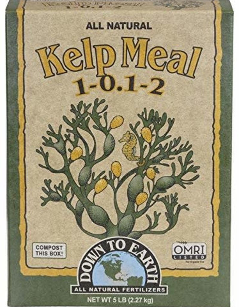 Down To Earth Down To Earth Kelp Meal - 5 lb