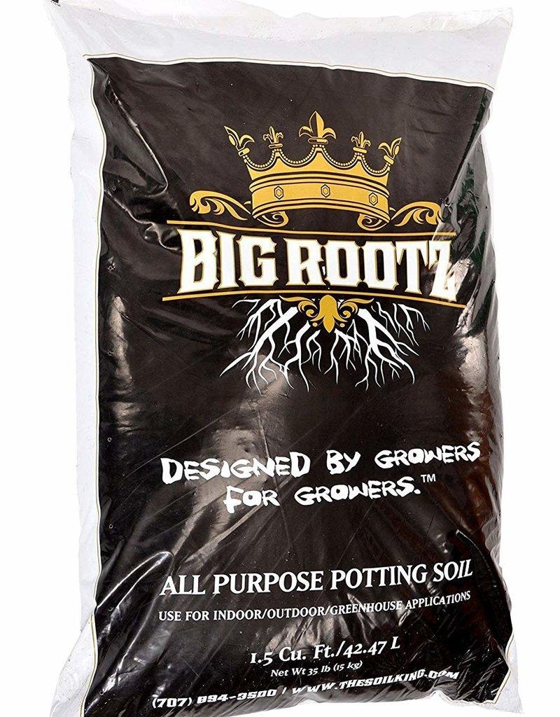 Soil King Soil King Big Rootz potting soil 1.5 cu. ft.