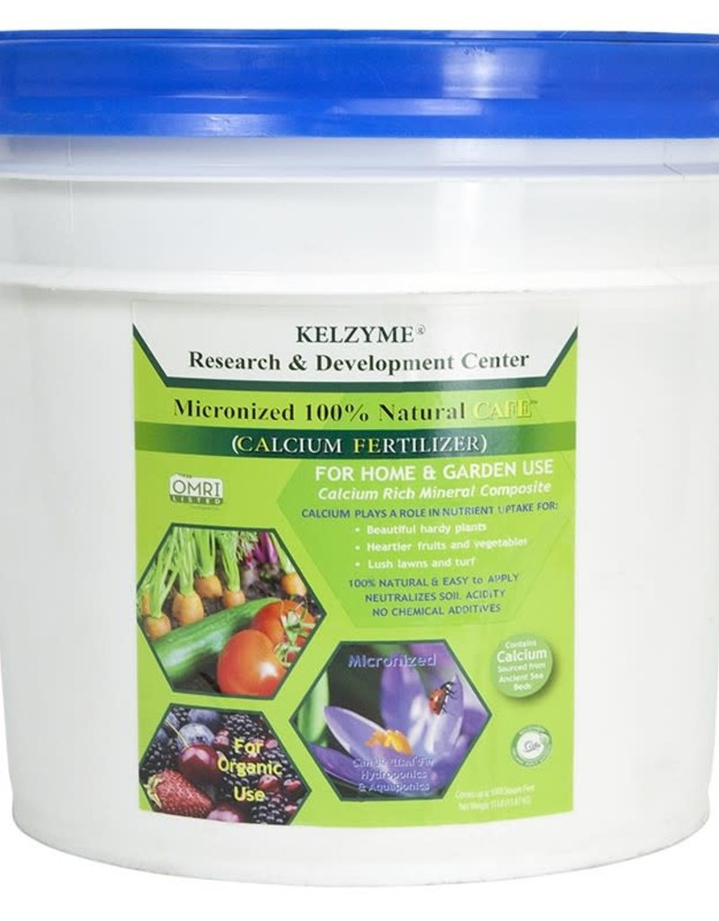 kelzyme Kelzyme Micronized CAFE 35 lb. Screw Top Lid Bucket