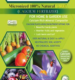 kelzyme Kelzyme Micronized CAFE 50 lb. Commercial Lid Bucket