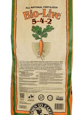 Down To Earth Down To Earth Bio-Live + Beneficials - 25 lb