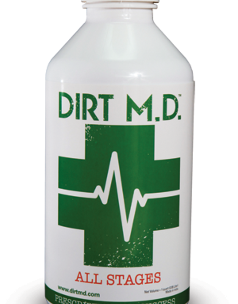 Ocean Agro Dirt MD Humic/ Fulvic/ Surfactant 1 qt. bottle