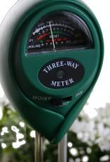 Active Air Active Air 3 - Way Meter, moisture/ ph/ light