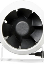 """JETFAN Mixed-Flow Digital Fan, 4"""", 160 CFM"""