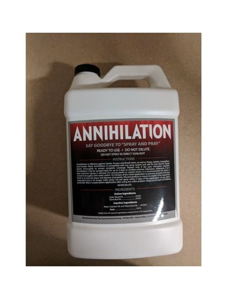 Annihilation Annihilation Pest Control - 1 Gal RTU *DO NOT DILUTE
