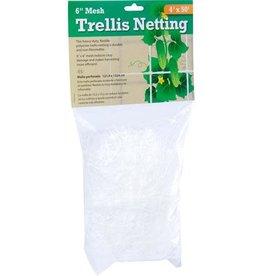"Hydrofarm Trellis Netting 6"" Mesh, 4' x 50"