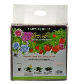 Hydro Organics / Earth Juice Earth Juice ProCoir Coco Fiber Bale ( Makes 2.4 - 3.0 cu. ft. )